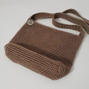 The Sak Crochet Crossbody Purse